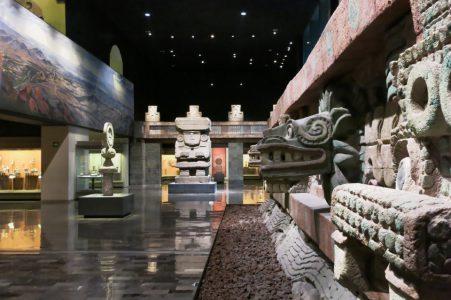 Museo Nacional de Antropología, CDMX