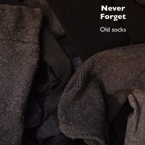 Old Socks (mini-album, 2016)
